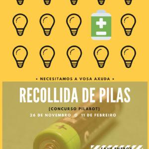 RECOLLIDA DE PILAS