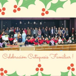 Celebración Navidad Catequesis Familiar