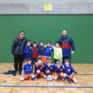 Próximos partidos XLII Trofeo Liceo la Paz de futbito