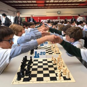 Open Chess 2018/19