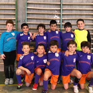 Eliminatorias XXXVIII Trofeo Calasanz del 30 de marzo al 3 de abril