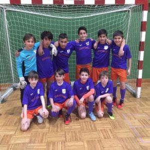 Partidos Trofeo Liceo la Paz abril