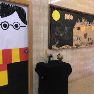 """""""Harry Potter"""" visita 5ºE.P"""