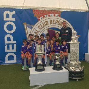 XVI Torneo RC Deportivo de F-8
