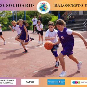 I Torneo Solidario Jesuitinas 2019
