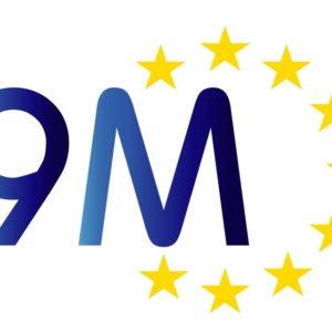 """Revive la megafonía sobre el 9M """"Día de Europa"""""""
