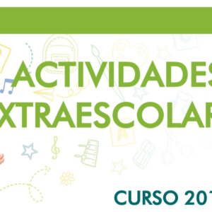 ACTIVIDADES EXTRAESCOLARES ACTIVA 2019/20