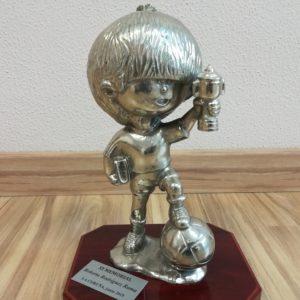 Jesuitinas premio al mejor colegio del Trofeo Liceo la Paz por primera vez!!!
