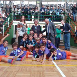 Jesuitinas de 3º EP campeones gallegos del Trofeo Liceo la Paz!!!
