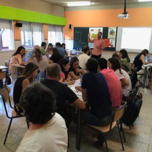 #JesuitinasCree en el #AprendizajeCooperativo
