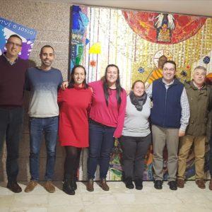 Reunión ED Jesuitinas – Maristas