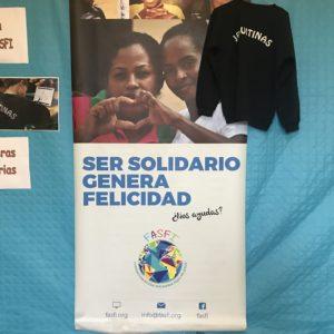 Sudadera Solidaria