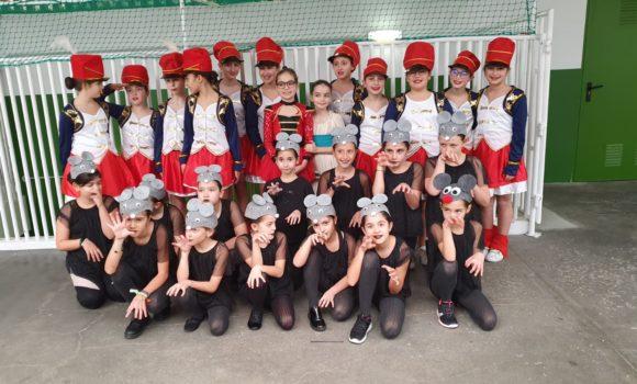 Actuación Dominicos Danza Moderna 3º y 4º EP