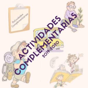 RECIBO Actividades Complementarias 2019-2020