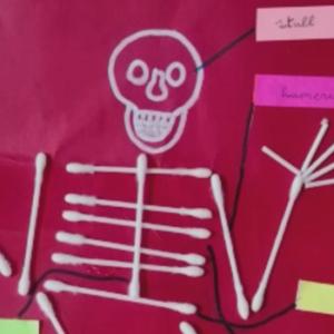 ☠️🦴 Skeletons dance 🦴☠️