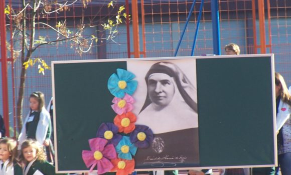 Recordando la Canonización de la Madre Cándida hace 10 años