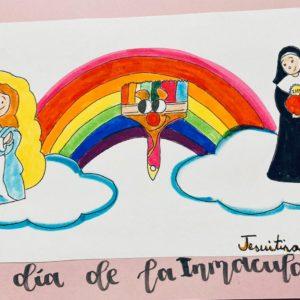 ¡Celebramos  la Inmaculada!
