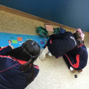 Nuestro método de trabajo: aprendizaje cooperativo.
